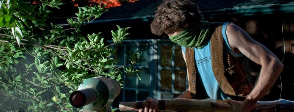 Backyard Didgeridoo Crafting