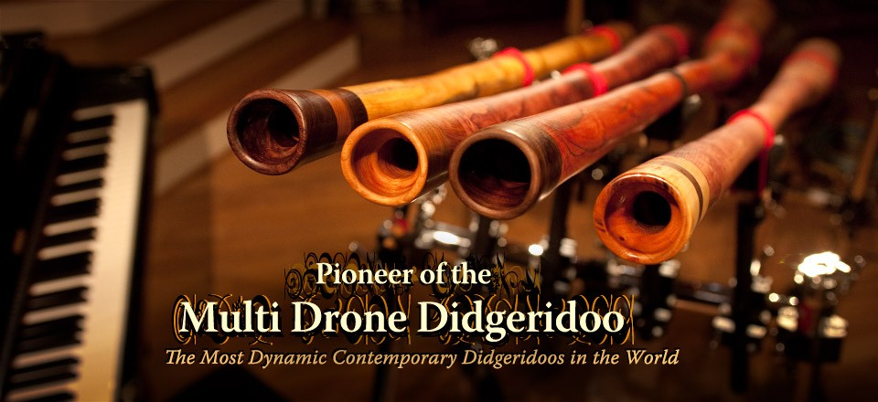 Multiple Drone Didgeridoo Information