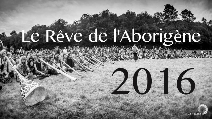 Le Rêve de l'Aborigène Festival Airvault