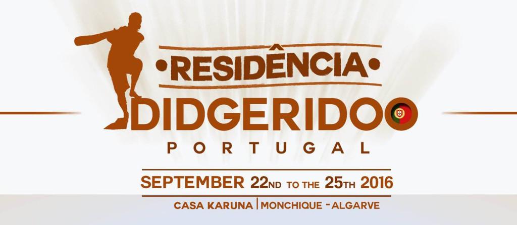 Residência Didgeridoo Portugal